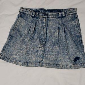 🎾 NIKE! Rare Vintage 80s Tennis Skirt